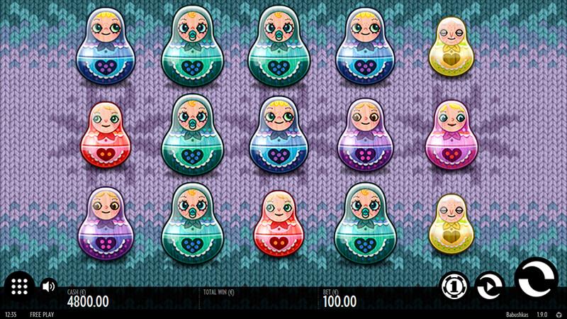 Изображение игрового автомата Babushkas 2