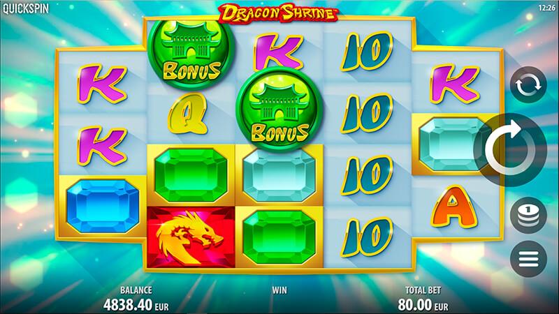 Изображение игрового автомата Dragon Shrine 2