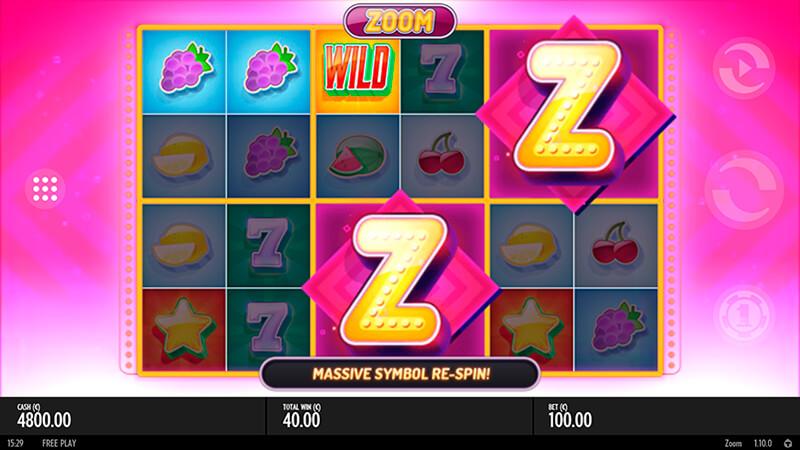 Изображение игрового автомата Zoom 2
