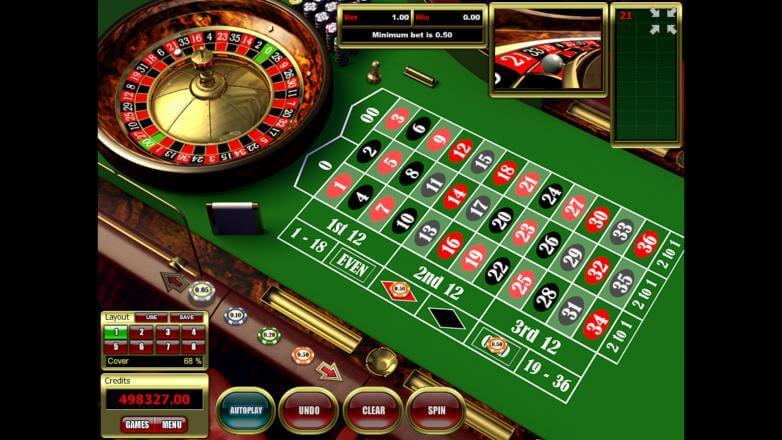 Изображение игрового автомата American Roulette 2