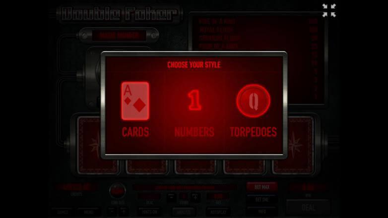 Изображение игрового автомата Double Poker 1