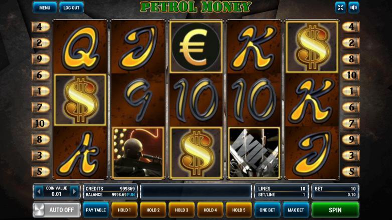 Изображение игрового автомата Petrol Money 2